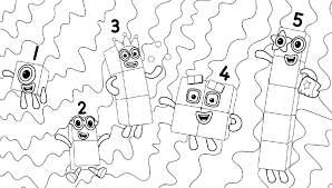 We have huge collection of coloring pages for kids here. Numberblocks 1 Coloring Page Free Printable Coloring Pages For Kids