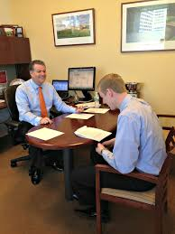 louisville office intern and fairfield university student clayton traveled to ny recently to shadow mitch cohen