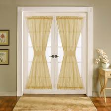Window Treatments For French Doors Type