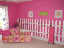 girl room paint ideasColorful Polka Dot Themes Wall Cream Wooden Floating Shelf Girls
