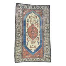 for more images8 4 x14 original antique persian bakshaish good cond gallery size rug sh34427