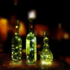 30inch cork shape bottle mini string lights copper wire starry 30inch cork shape bottle mini string lights copper wire starry lights for party 3