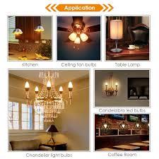 led lights for chandelier. Amazon.com: Albrillo E12 Bulb Dimmable LED Candelabra Bulbs, 60 Watt Incandescent Light Equivalent, Warm White 2700K, 3 Pack: Home Improvement Led Lights For Chandelier E