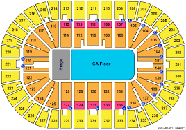 Cavs Tickets Seating Chart Cavs Seating Chart Floor
