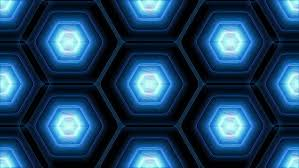 sci fi light texture. Tiled Animated Texture Of Hexagons. Ideal For Big Projections And LED Stages. A Seamless/tiled That Can Be Repeated Over Panoramic Screens. Sci Fi Light E