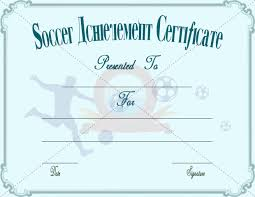 soccer awards templates 29 images of blank award certificate template soccer stupidgit com