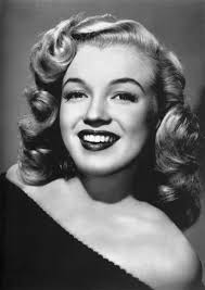 todays 1940s hair makeup inspiration marilyn monroe