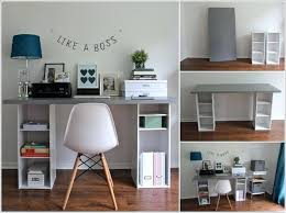 office desk solutions. At Home Office Desks Desk Storage Solutions