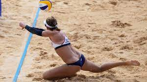 Women's Beach Volleyball Pictures
