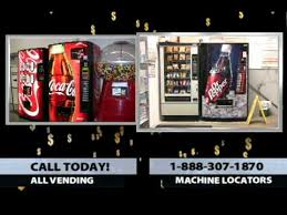 Vending Machine Locators Fascinating WORK FROM HOME BUSINESS YouTube
