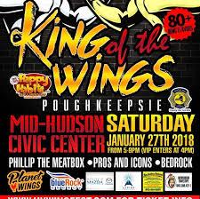 Hudson Valley Wing Fest 11 At Mid Hudson Civic Center