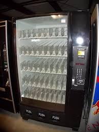 Soda Bottle Vending Machine Unique Dixie Narco DN48 48 BeverageMax Bottle Drop Glass Front 48