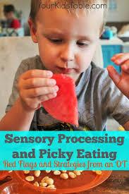 sensory food aversions in kids