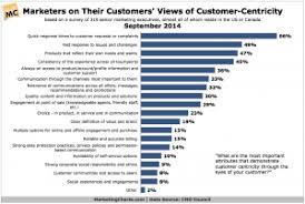 How Do Senior Marketers Define Customer Centricity