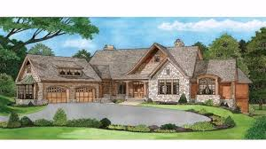 simple ranch style house plans walkout basement full base with and wrap around porch home floor