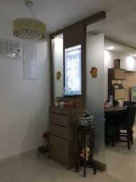Simple Living Room Design Malaysia Altar Simple Woodwork Plywood Laminate Goldencarpentry