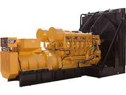 cat diesel generators caterpillar 3512b 50 hz market only