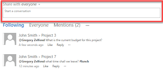 Newsfeed Or Discussion Board Sharepoint Maven
