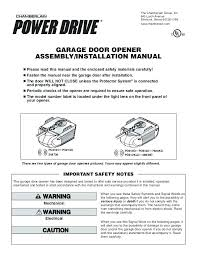 craftsman garage door opener manual craftsman garage door opener manuals beautiful chamberlain garage door opener manuals