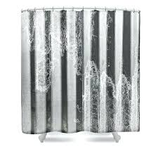corrugated metal shower abandoned shower curtain featuring the photograph corrugated metal by tom corrugated metal walk corrugated metal shower