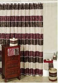 burgundy shower curtain sets. shower curtain sets, curtains, burgundy sets