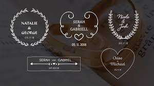 Wedding Title Template 015 Adobe Premiere Pro Wedding Templates Free Download