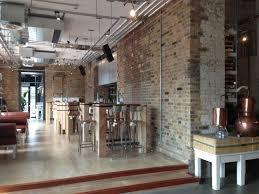 Exposed Brick Kitchen Kitchen Design Stunning Warm Kitchen With Exposed Gray Brick