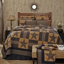 VHC Brands Teton Star Lodge Rustic Quilt - Pauls Home Fashions & Teton Star Quilt Collection - Adamdwight.com