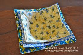 Microwave Bowl Potholder Free Pattern