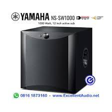 Yamaha NSSW1000 NS SW1000 active subwoofer aktif