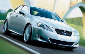 2006 Lexus IS 350 - Information and photos - ZombieDrive
