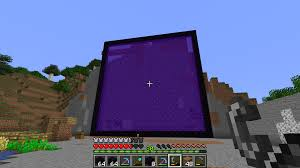 How To Light A Portal In Minecraft Update Ive Been Busy With This One For A Long Time But I