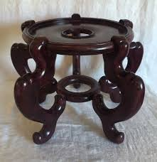 Asian Display Stands Oriental 100 Chinese Pot Plant Fish Bowl Vase Wood Display Stand by 4