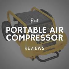 Best Air Compressor 2019 Top Reviews