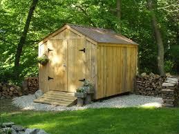 8 x 10 vermonter backyard storage