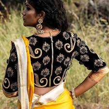 Maliboo Designs Get Fancy Blouses At Maliboo Boutique Alwarpet Lbb Chennai