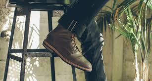 These Natural <b>Leather Boots</b> Might Actually Make You Too <b>Cool</b> For ...