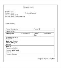 Ad Agency Work In Progress Template Free Daily Report Format Ms Word