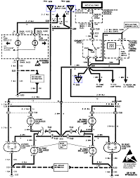 Car electrical wiring light wiring diagrams 1996 chevrolet lumina