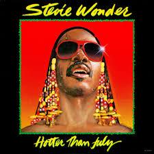 <b>Stevie Wonder</b> - <b>Hotter</b> Than July Lyrics and Tracklist | Genius