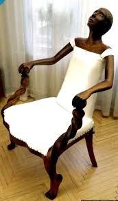 funky furniture ideas. creepy chair from the philippines funky furniture ideas i