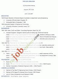 Resume Sample Of Resume Letter For Job Application Free Resumes