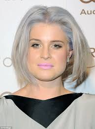 she s one to talk fashion police host kelly osbourne sported an orange face and tacky