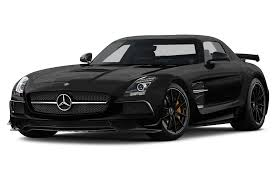 mercedes benz sport car black