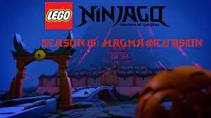Season 15: Magma Incursion   Ninjago Fanon Wiki