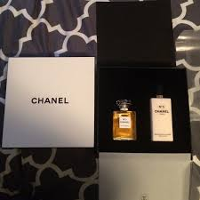 chanel 5 gift set. chanel number five 5 gift set authentic chanel