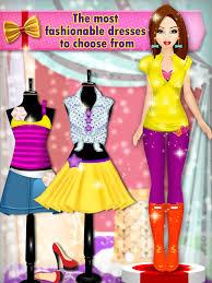 princess hair fashion makeover makeup dress up games for s screenshot 8