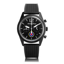 mens military watches the watch gallery bell ross insignia uk limited edition black pvd mens watch brv126 bl ca