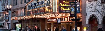 Nederlander Theatre Chicago Tickets And Seating Chart