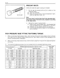 Toyota 42-6FGCU18 Forklift Service Repair Manual
